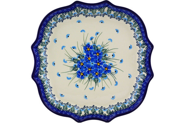 "11"" Platter - Empire Blue 