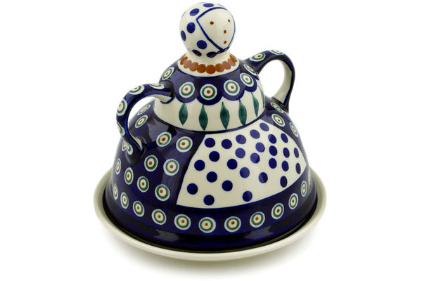 "7"" Cheese Lady - Peacock 