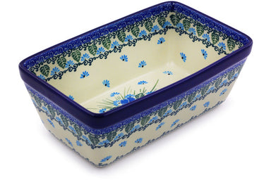 "5"" x 8"" Loaf Pan - Empire Blue 