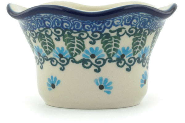 "2"" Candle Holder - Empire Blue 