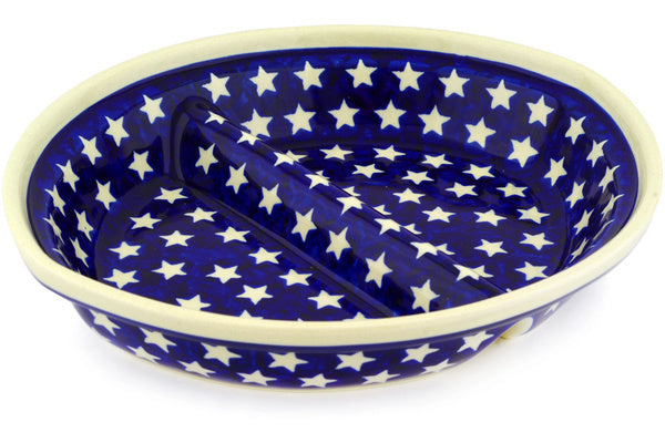 "10"" Divided Dish - 82 