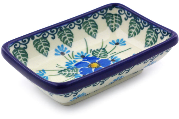 "3"" Condiment Dish - Empire Blue 