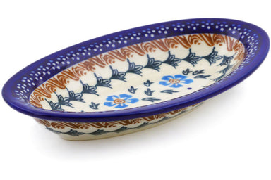 "7"" Condiment Dish - Sky Spin 