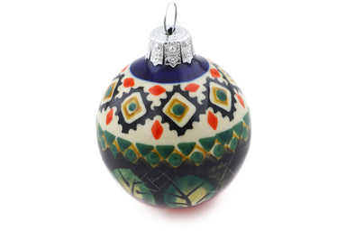 "2"" Ornament Christmas Ball - P4796A 