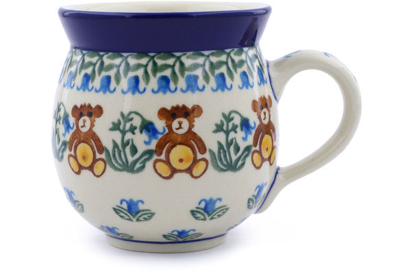 12 oz Bubble Mug - 1137X | Polish Pottery House