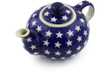 18 oz Tea Pot - 82 | Polish Pottery House