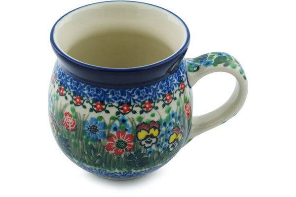 15 oz Bubble Mug - U3215 | Polish Pottery House