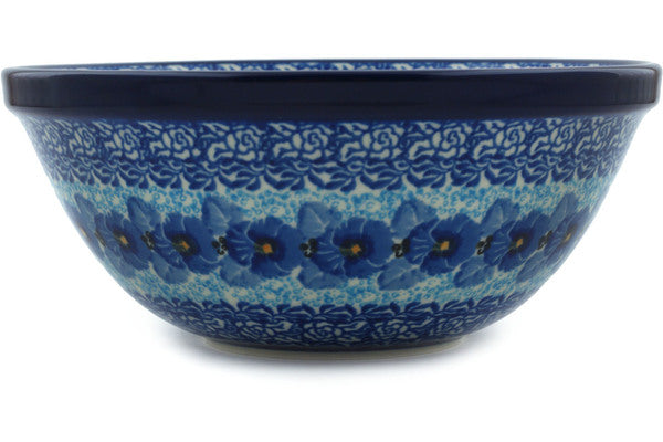 3 cup Cereal Bowl - U3639 | Polish Pottery House