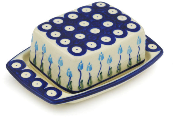 "6"" Butter Dish - D107 