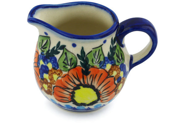 8 oz Creamer - D114 | Polish Pottery House