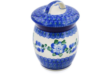 "6"" Jar with Lid - Heritage 