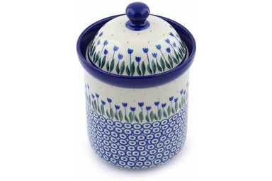 5 cup Canister - 490AX | Polish Pottery House