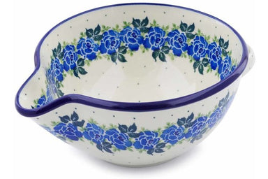 "8"" Batter Bowl - Bendikas Floral 