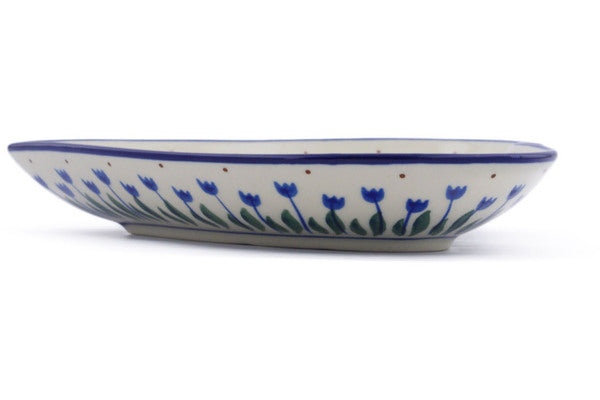 "7"" Heart Platter - 490AX 