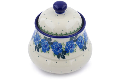 20 oz Canister - Bendikas Floral | Polish Pottery House