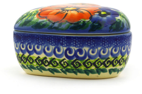 "2"" Heart Box - P6349A 