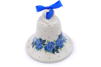 "4"" Bell Ornament - P9034A 
