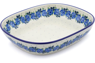 "12"" Platter - Bendikas Floral 
