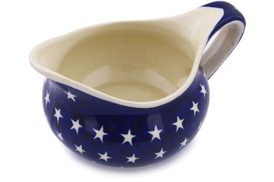18 oz Gravy Boat - 82 | Polish Pottery House