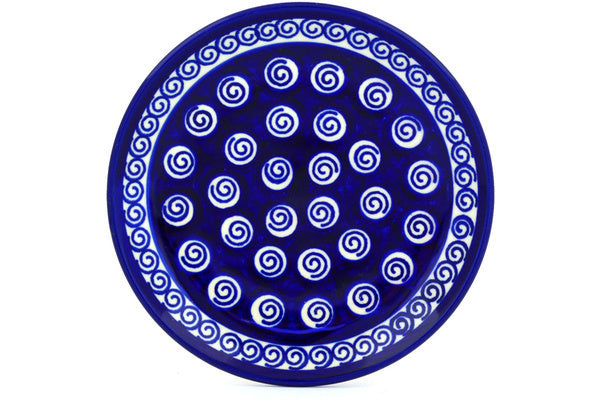 "6"" Bread Plate - Swirl 