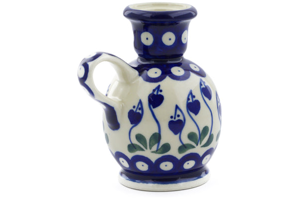 "4"" Candle Holder - Blue Bell 