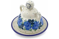 "3"" Mini Cheese Lady - Bendikas Floral 