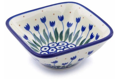 4 oz Condiment Bowl - 490AX | Polish Pottery House