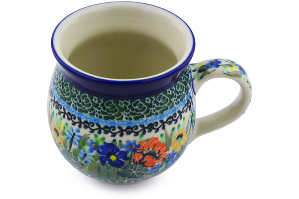 12 oz Bubble Mug - U2799 | Polish Pottery House
