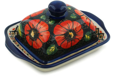 "8"" Butter Dish - P4796A 