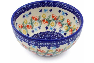 3 cup Cereal Bowl - P9331A | Polish Pottery House