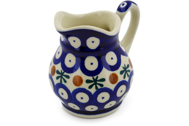 4 oz Creamer - Old Poland | Polish Pottery House