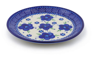 "7"" Bread Plate - D1 
