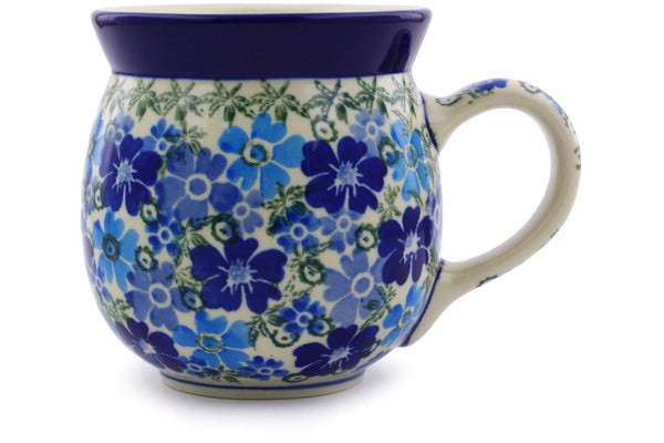 15 oz Bubble Mug - U4230 | Polish Pottery House