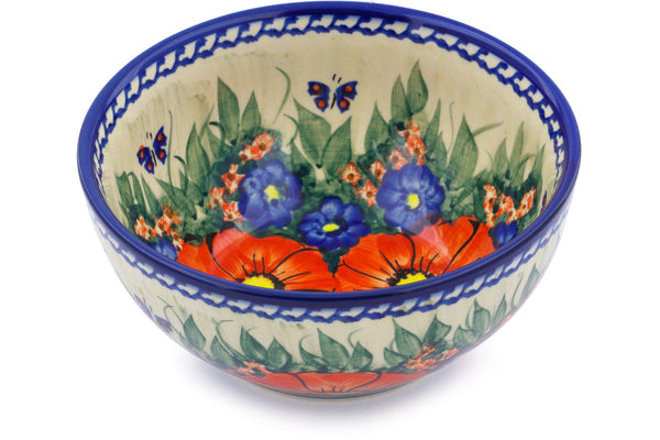 3 cup Cereal Bowl - P9333A | Polish Pottery House