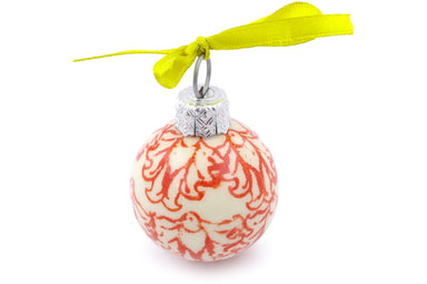 "2"" Ornament Christmas Ball - P9337A 