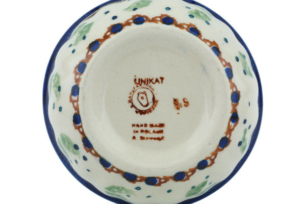 8 oz Dessert Bowl - UU17-ART | Polish Pottery House