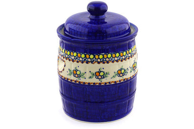 30 cup Canister - UU17-ART | Polish Pottery House