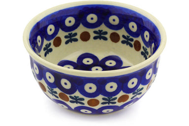 8 oz Dessert Bowl - Old Poland | Polish Pottery House