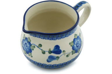11 oz Creamer - Heritage | Polish Pottery House