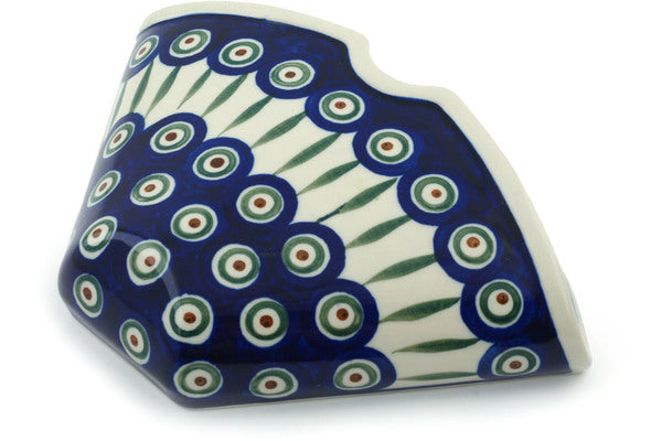 "6"" Coffee Filter Holder - Peacock 