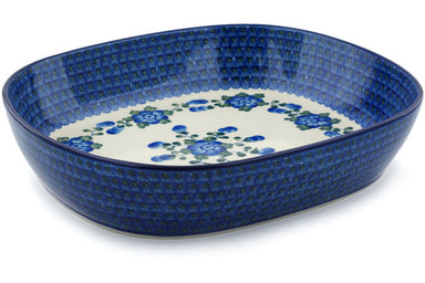 16 cup Serving Bowl - Heritage | Polish Pottery House
