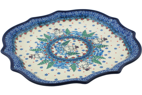 "11"" Platter - P8934A 