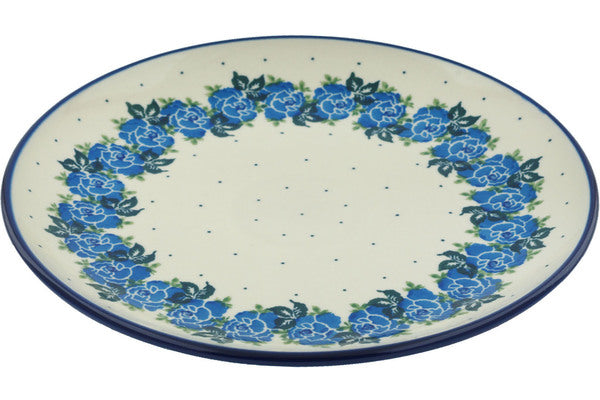 "10"" Luncheon Plate - Bendikas Floral 