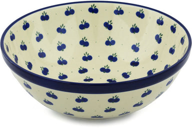 21 cup Serving Bowl - 67AX | Polish Pottery House