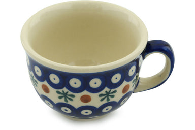 9 oz Cup - Old Poland | Polish Pottery House