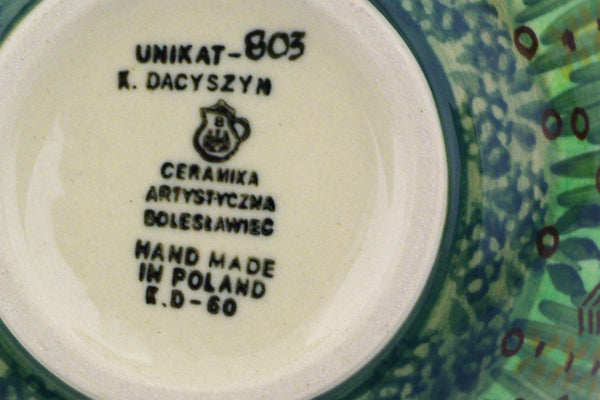 12 oz Dessert Bowl - U803 | Polish Pottery House