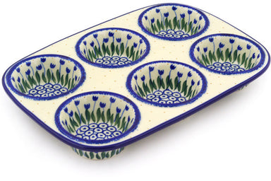 "11"" Muffin Pan - 490AX 