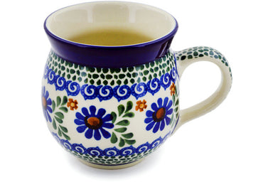 12 oz Bubble Mug - 696DX | Polish Pottery House