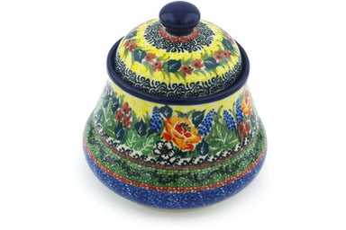 20 oz Canister - U4288 | Polish Pottery House