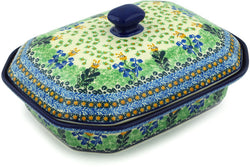 "12"" Covered Baker - U1783 